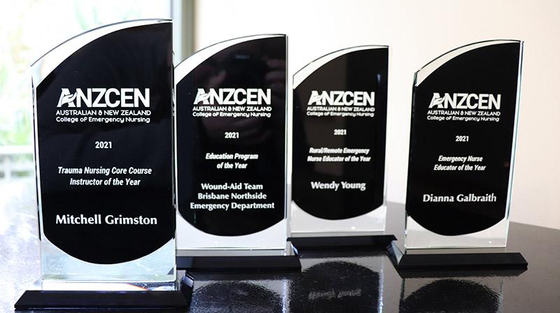 ANZCEN Emergency Nursing Education Awards