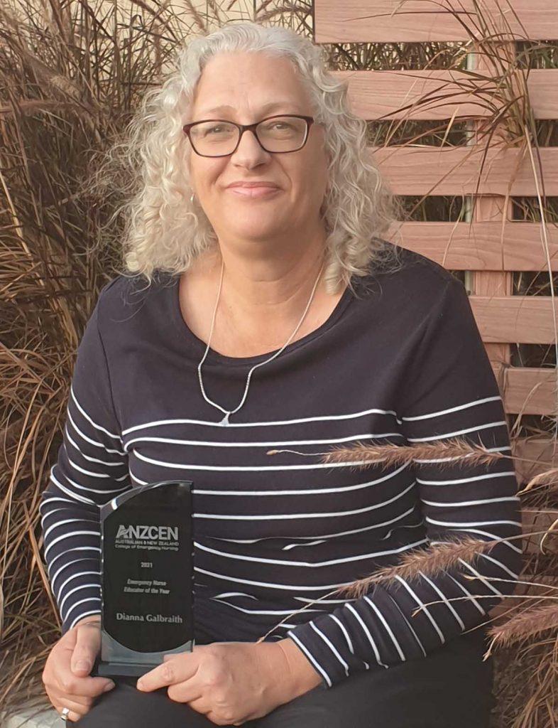 ANZCEN Emergency Nurse Educator of the Year