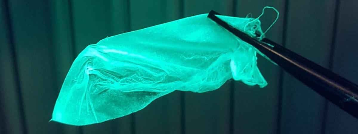 Smart dressings monitor wound healing