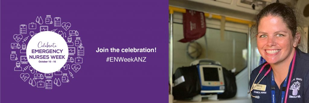 Wendy Young, ANZCEN's 2021 Rural/Remote Emergency Nurse Educator of the Year