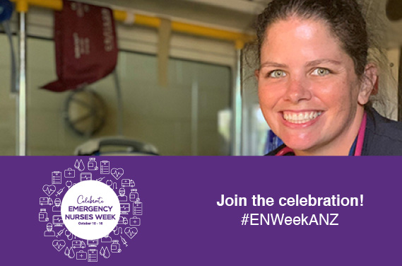Celebrating Emergency Week: Remote Emergency Nurse Educator of the Year